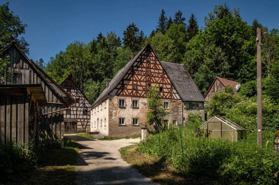 Wanderung in der Fränkischen Schweiz