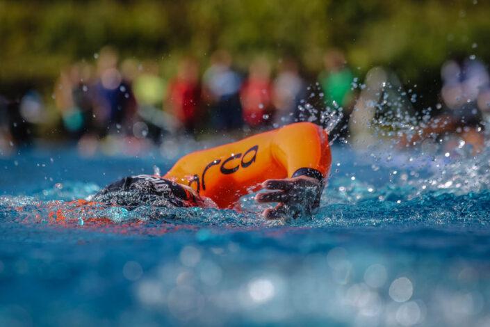 Triathlon Schwimmen