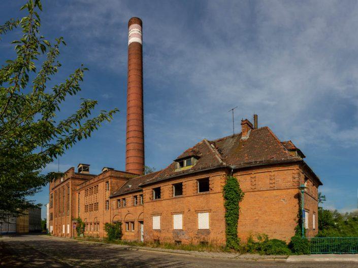 Dampfwerk Forst