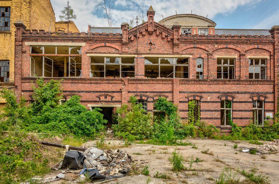 Lost Place Tuchfabrik