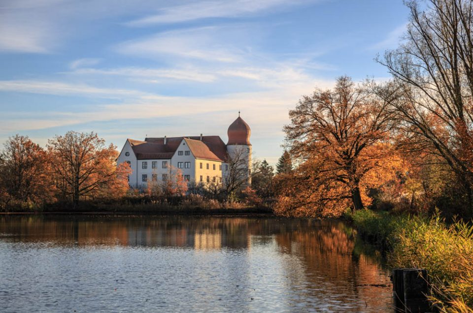 Schloss Neuhaus /Adelsdorf